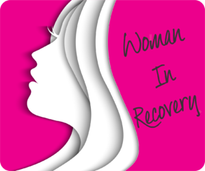Logo women in recovery